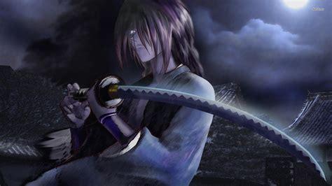 Anime Samurai Wallpaper - rurouni kenshin wallpaper hd
