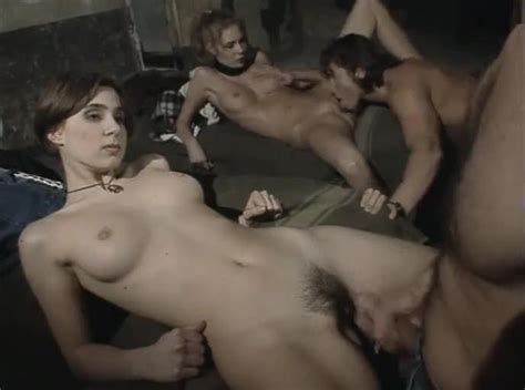 Young Italian Women In Sexy Foursome Alpha Porno