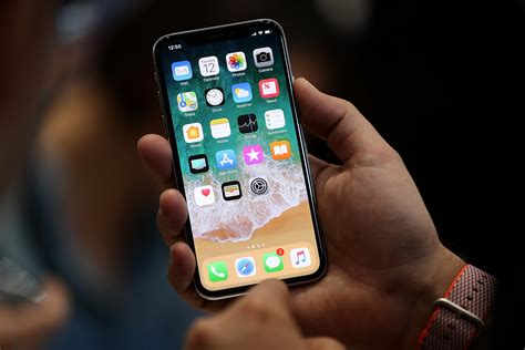 what was the iphone comparing the specs of apple s iphone x with top android