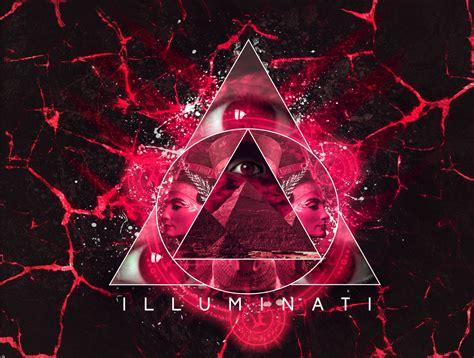 Illuminati Background Illuminati Logo Wallpaper