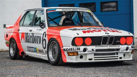 This Rare, 460bhp Bmw M5 Racer Is Your Trackday Hero