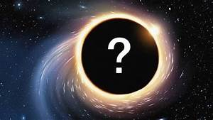 Does a black hole exist in the universe? If so, what is ...