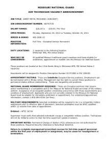 sheet metal designer resume ng753725 sheet metal mechanic aircraft 2 vacancies wg 10 white