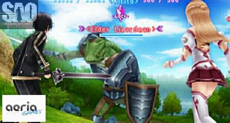 Anime Adventure Online Games Sword Art Online Free Online Mmorpg And Mmo Games List