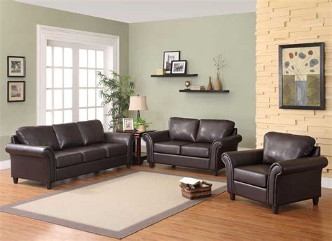 97 living room wall decorating ideas with brown sofa
