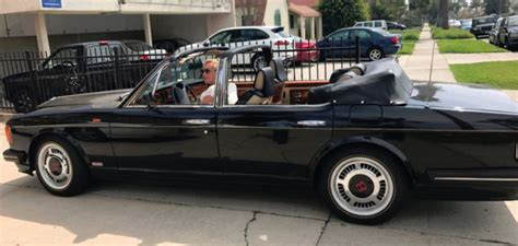 bentley turbo r custom 1990 bentley turbo custom four door convertible for sale