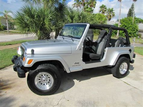 2006 jeep wrangler 4 door sell used 2006 jeep wrangler unlimited sport utility 2