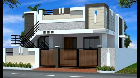 3D HOUSE ELEVATIONS - YouTube