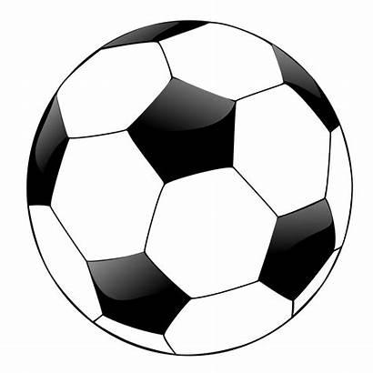 Soccer Ball Illustration Publicdomainfiles Clip Domain Pdf