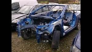 Voiture Accidenté : voiture accidente youtube ~ Gottalentnigeria.com Avis de Voitures