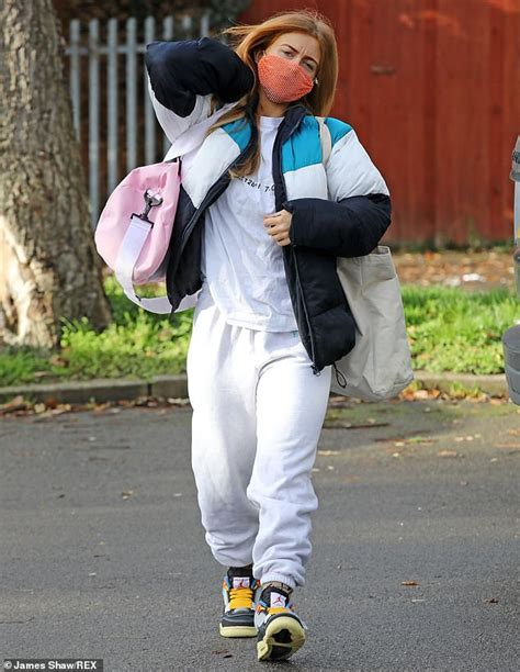 Strictly's Maisie Smith arrives for day of rehearsals ...