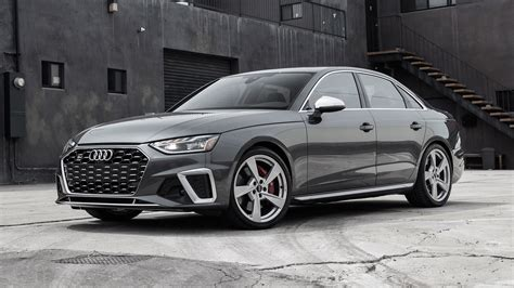 2020 Audi S4 First Test Review: Does it Improve the Sport ...