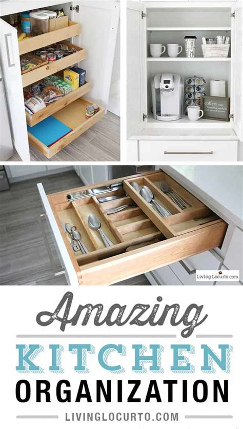 Kitchen Cabinet Organization by The Most Amazing Kitchen Cabinet Organization Ideas
