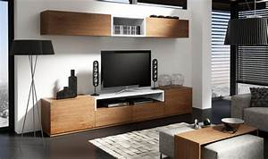 meuble tv moderne notte c mobilier de salon contemporain With meuble de salon contemporain