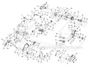 ridgid r4010 parts list and diagram ereplacementparts com