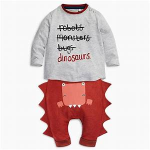 menoea 2017 autumn baby boy clothing set infant clothes With letter clothing