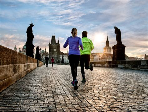 runnig tours prague pragueeu
