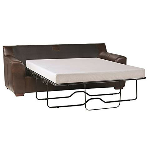 Sleeper Sofa Mattresses Replacement by Sleep Master Cool Gel Memory Foam 5 Inch Sleeper Sofa