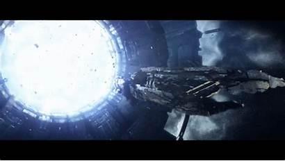 Spaceship Animated Sci Fi Gifs Spaceships Starship