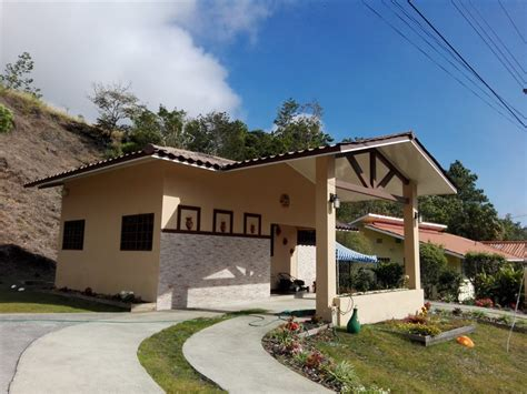 homes for rent in panama furnished house for rent in santa lucia boquete