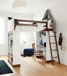 Sofa Für Jugendzimmer : hochbett jugendzimmer mit sofa ~ Michelbontemps.com Haus und Dekorationen