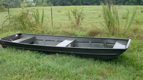 Flats Boats For Sale In Ga by Fs Ft 14 Aluminum Boat Flat Bottom And Foot