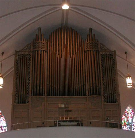 St Mary Catholic Bloomington Il Hinners Organ Op 2630