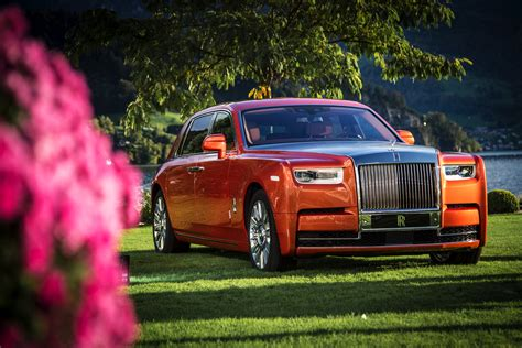 Beautiful Photo Gallery Of The New Rolls-royce Phantom Viii