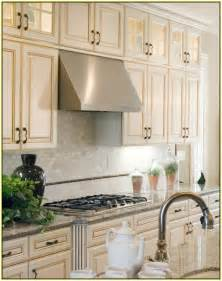Kitchen Cabinet Backsplash Ideas Hexagon Marble Tile Backsplash Home Design Ideas