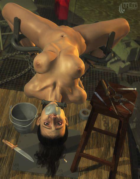 Bizarre Art Of Arcas Pornhugocom