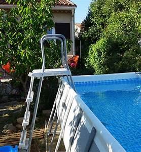 Piscine Tubulaire Hors Sol : comment installer et entretenir sa piscine hors sol initiales gg ~ Melissatoandfro.com Idées de Décoration
