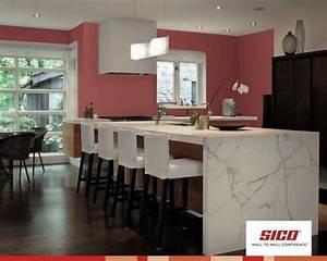 les couleurs de peinture tendances With peinture de cuisine tendance