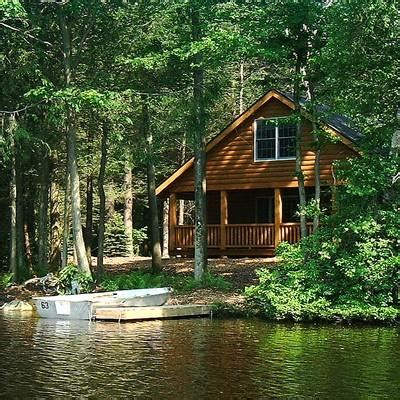 lake cabins for rent in pa poconos cabin rentals log and rustic cabins for rent in