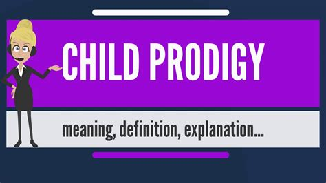 what is child prodigy what does child prodigy child 433 | maxresdefault