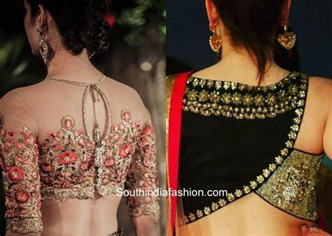 blouse designs  stunning latest saree blouse