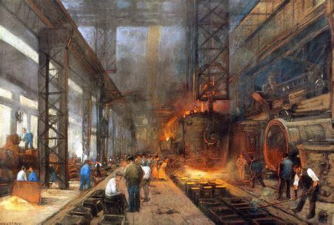 Industrial : La Revolución Industrial