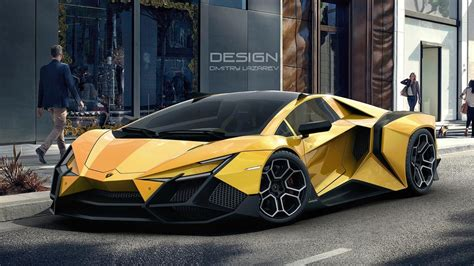 Should Lamborghini Make A Car That Looks Like This?
