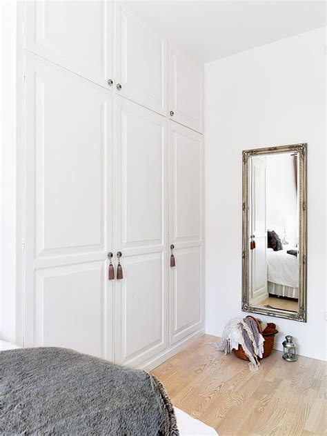 built  closet storage   bedroom door