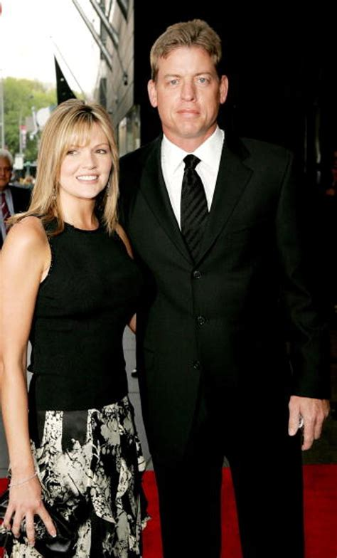 troy aikman separates  wife