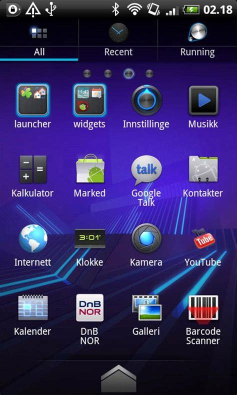 fallout theme go launcher ex android market honeycomb go launcher ex theme un tema per launcher go