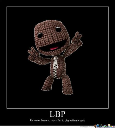 Littlebigplanet by overlordxan - Meme Center