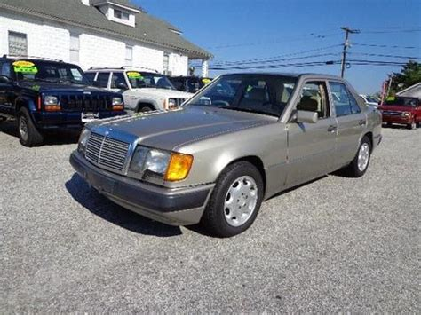 automobile air conditioning repair 1992 mercedes benz 400e interior lighting purchase used 1992 mercedes benz 400e 4 door sedan in dundalk maryland united states for us
