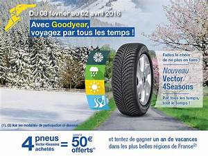 Pneu 4 Saisons Goodyear : connaissez vous le pneu goodyear 4 saisons ~ Medecine-chirurgie-esthetiques.com Avis de Voitures