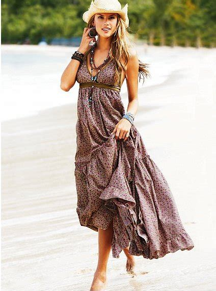 Summer Maxi Dresses  Long Sundresses, Styles & Outfit Ideas