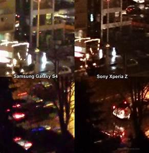 Samsung Galaxy S4 vs. Sony Xperia Z: Still camera comparison