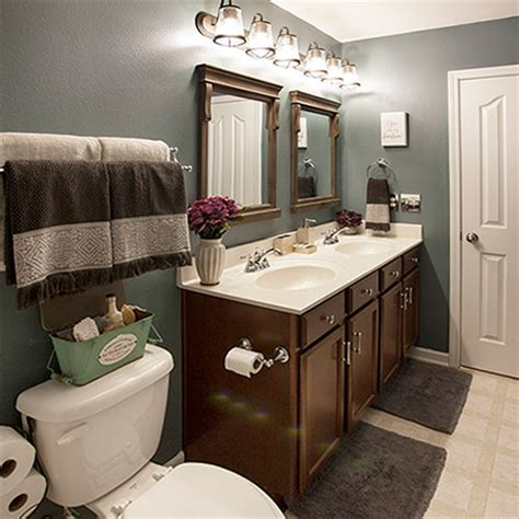 Home Dzine Bathrooms  Budget Bathroom Makeover