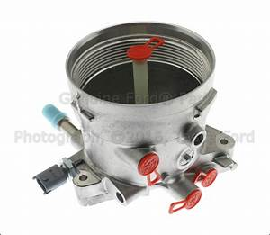 Ford F 250 Fuel Filter Housing