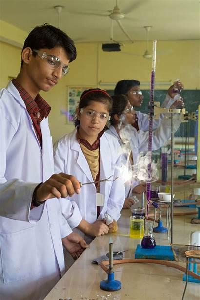 Science Lab Global Students Pathfinder Senior Edustoke