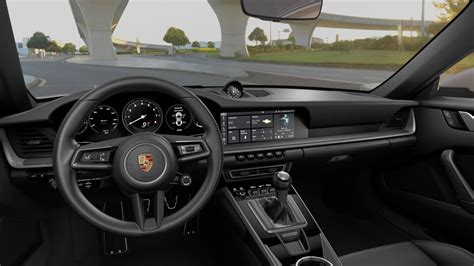 Select porsche manual you need on this page. 2020 Porsche 911 Adds Manual Transmission Option, Sport ...