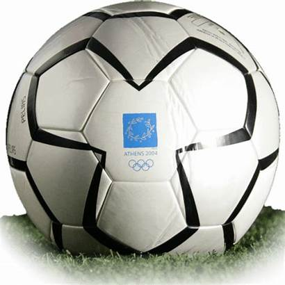 Ball 2004 Football Official Games Match Olympic